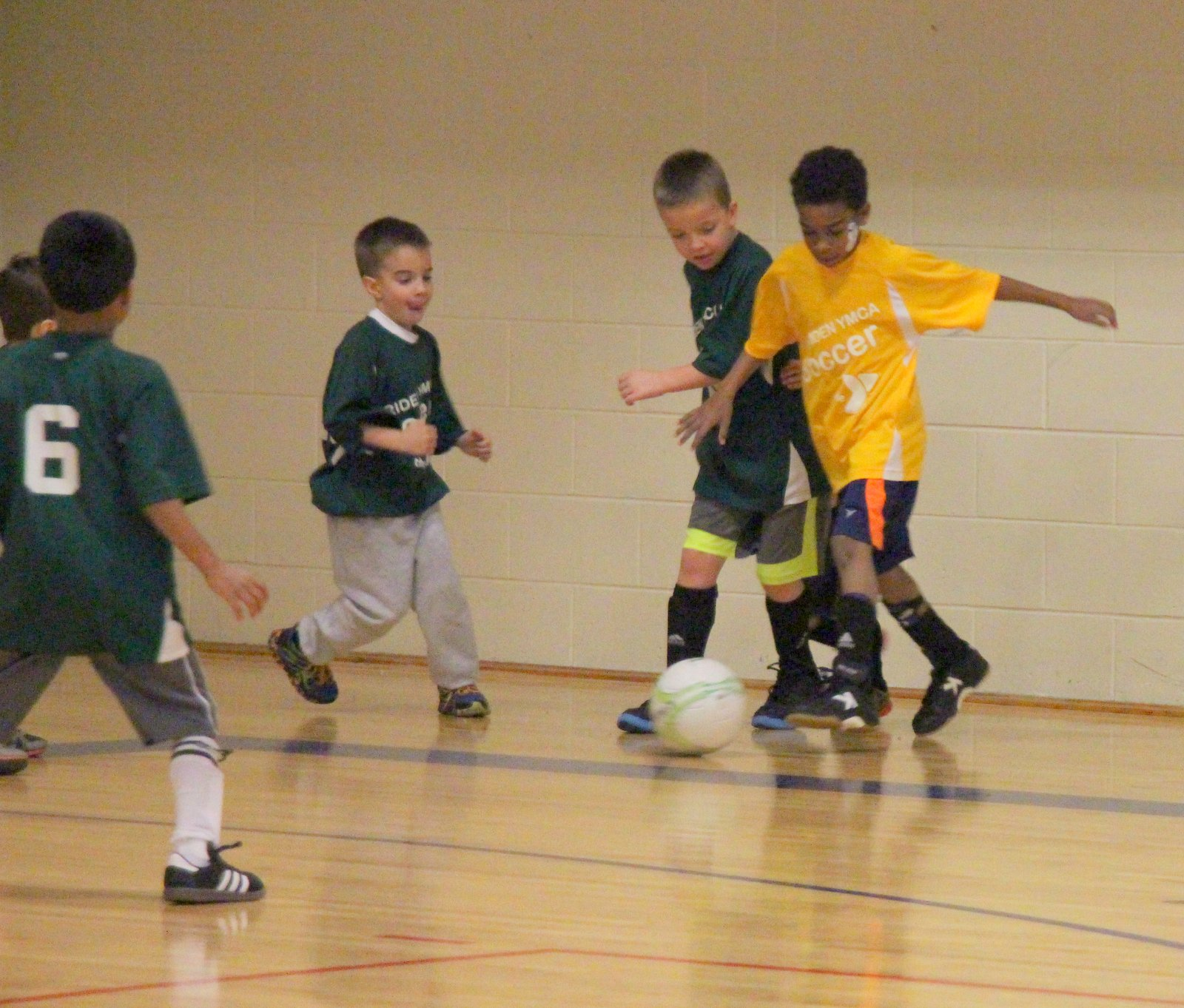 Children S Youth Sports: Soccer