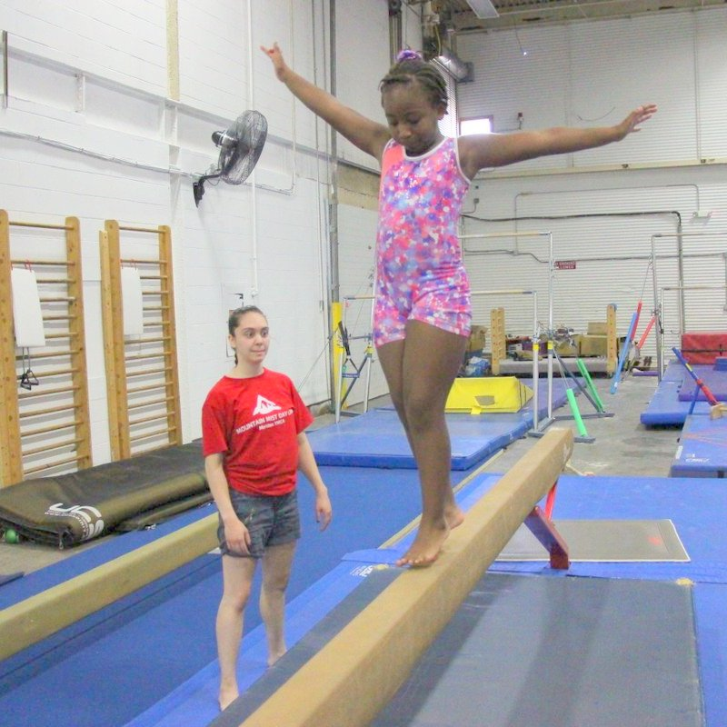 floor gymnastics moves. Campers Learn How To Use Uneven Bars, Balance Beams, Vault, And Gymnastics Moves For Floor Exercise. Gymnasts Spend The Afternoon At Mountain Mist